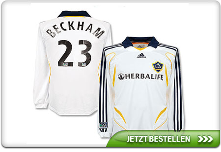 David Beckham Trikot - LA Galaxy