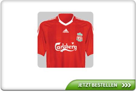 Liverpool Trikot 2008 / 2009