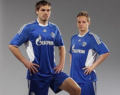 Das neue Schalke-Trikot für die kommende Saison