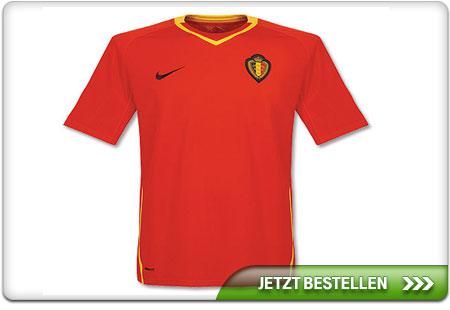 Trikot Belgien
