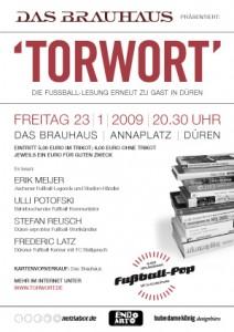 8 Flyer TORWORT 10_07