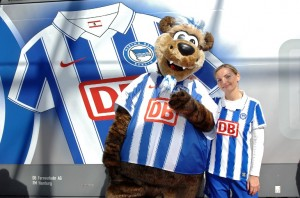 Trikotsponsor Hertha