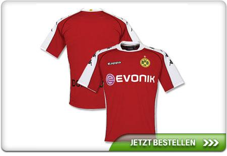 Dortmund-3-Trikot