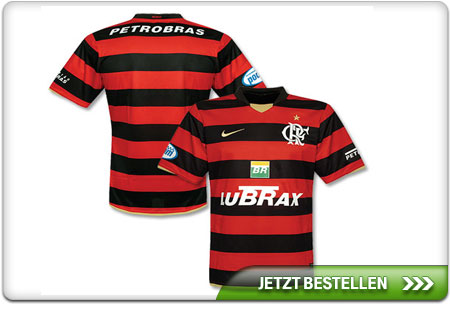 Flamengo-Home-Trikot