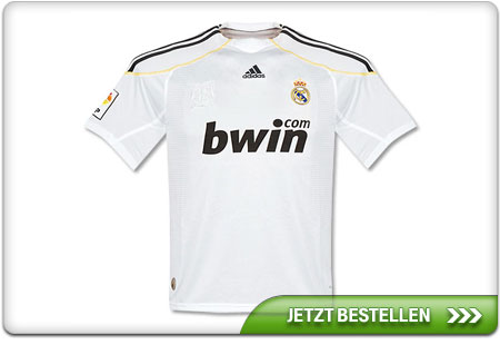 Real-Madrid-Home-Trikot
