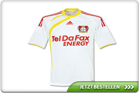 Leverkusen-Away-Trikot