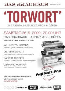 Flyer TORWORT DN 9_09 Hammond