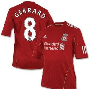 Das neue Trikot des FC Liverpool für die Saison 2010 2011 6d0e02de89