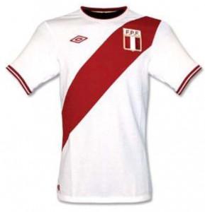 Frisch zur Copa America  Peru und umbro stellen das neue Peru Trikot ... 30334debc7