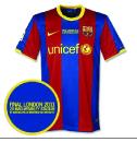 Barcelona Trikot Champions League Finale 2011