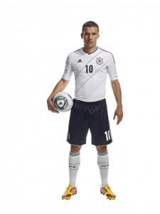 Deutschland Trikot EM 2012 Podolski