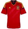 Spanien Trikot EM 2012
