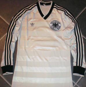 Deutschland Trikot EM 1984