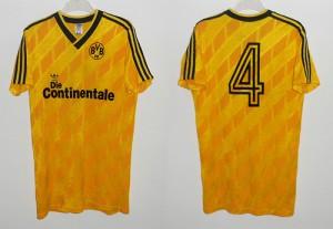 Borussia Dortmund Trikot 1987