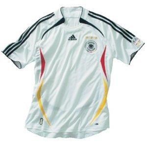 Deutschland Trikot des WM Halbfinale 2006