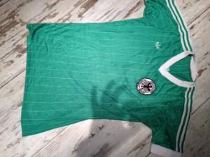 Deutschland Trikot WM 1982 matchworn