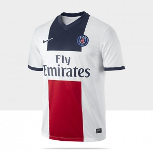 Paris St. Germain Trikot auswärts