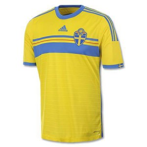 Schweden WM Trikot 2014
