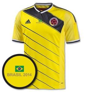 WM-Trikot Kolumbien
