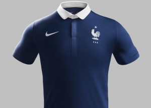 Frankreich WM Trikot