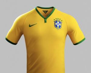 Brasilien Trikot WM 2014