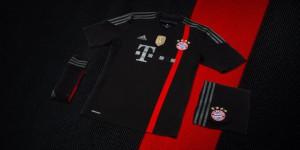 Bayern Trikot 2015