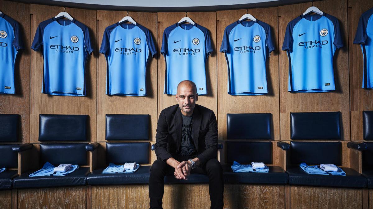 Manchester City stellt neues Trikot für 2016/17 vor